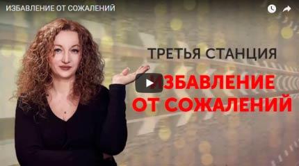 Избавление от сожалений - оналйн игра Алены Красновой с ценными призами