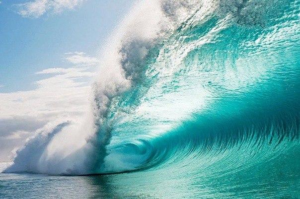Стихия Воды - это внутренний мир, эмоции, чувствительность.