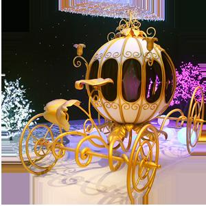 Волшебная карета желаний