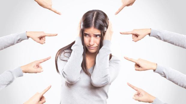 Страх критики и осуждения