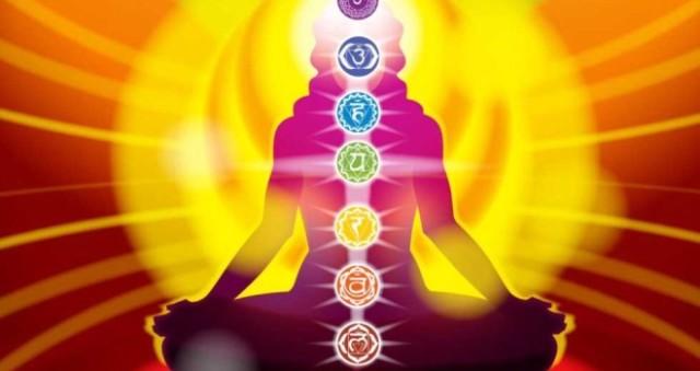 Каждая железа внутренней секреции соответствует одному из 7 энергетических центров (чакр)