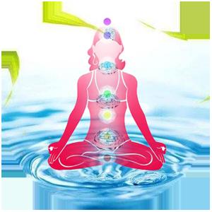 Баланс энерго-центров через стихию Воды Коллективная вибрационная медитация