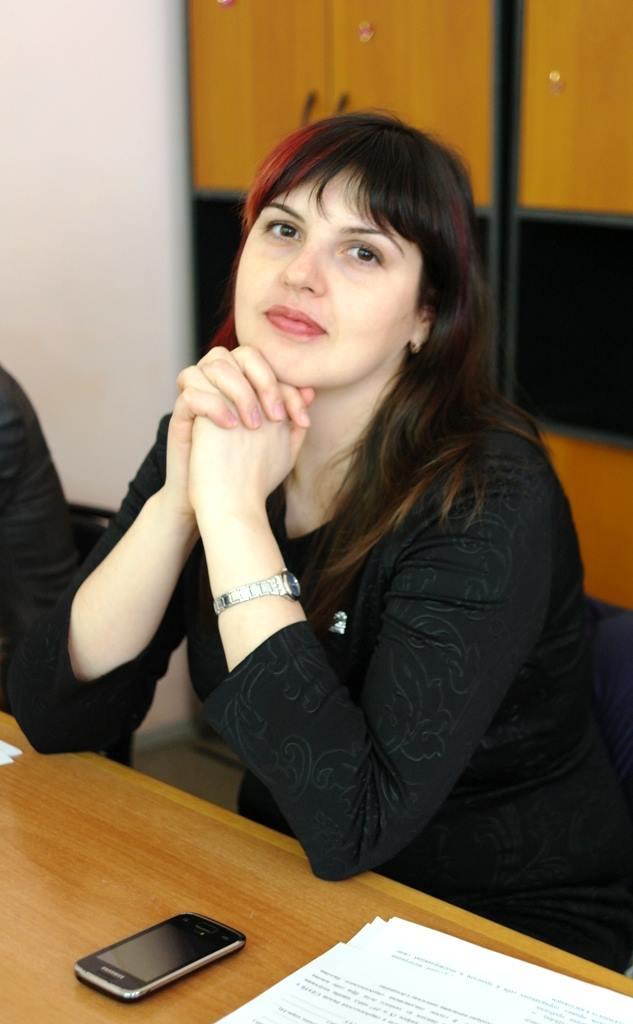 Софья Тимошенко